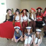 Zápis s piráty z Karibiku
