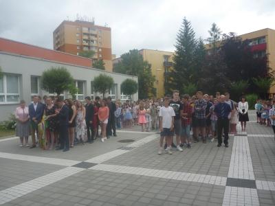 Fotogalerie Rozloučení se školním rokem, foto č. 41
