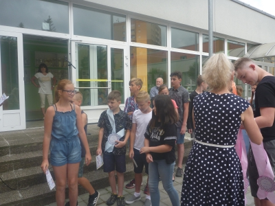 Fotogalerie Rozloučení se školním rokem, foto č. 37