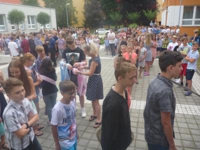 Fotogalerie Rozloučení se školním rokem, foto č. 36