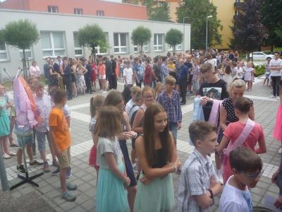 Fotogalerie Rozloučení se školním rokem, foto č. 35