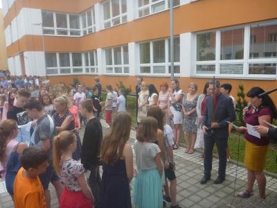 Fotogalerie Rozloučení se školním rokem, foto č. 34
