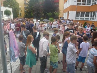 Fotogalerie Rozloučení se školním rokem, foto č. 33