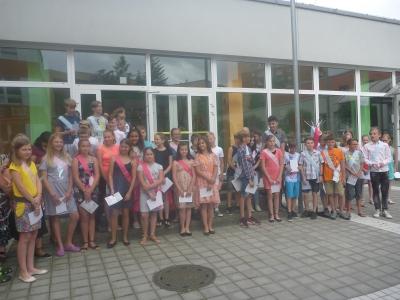 Fotogalerie Rozloučení se školním rokem, foto č. 25