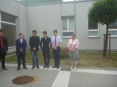 Fotogalerie Rozloučení se školním rokem, foto č. 19