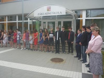 Fotogalerie Rozloučení se školním rokem, foto č. 17