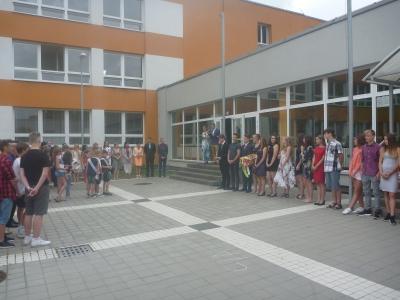 Fotogalerie Rozloučení se školním rokem, foto č. 16