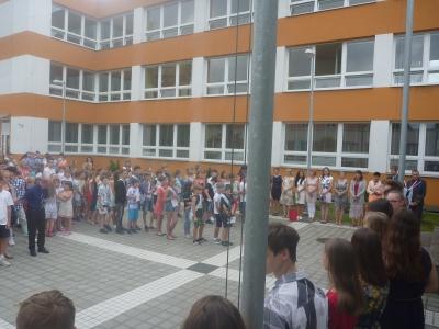 Fotogalerie Rozloučení se školním rokem, foto č. 15