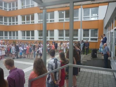 Fotogalerie Rozloučení se školním rokem, foto č. 14