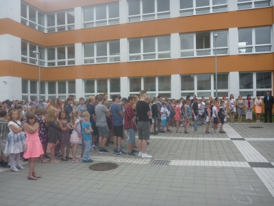 Fotogalerie Rozloučení se školním rokem, foto č. 13