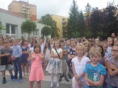 Fotogalerie Rozloučení se školním rokem, foto č. 12
