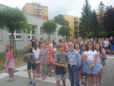 Fotogalerie Rozloučení se školním rokem, foto č. 11