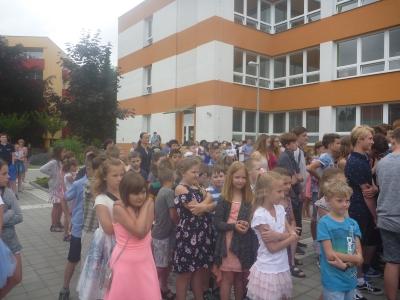 Fotogalerie Rozloučení se školním rokem, foto č. 10