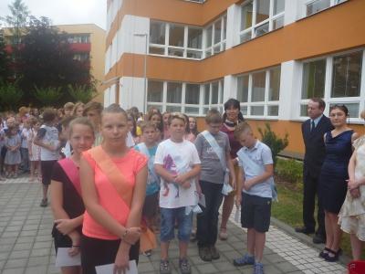 Fotogalerie Rozloučení se školním rokem, foto č. 6