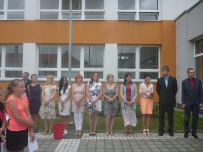 Fotogalerie Rozloučení se školním rokem, foto č. 5