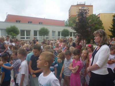 Fotogalerie Rozloučení se školním rokem, foto č. 3