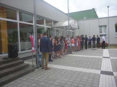Fotogalerie Rozloučení se školním rokem, foto č. 1
