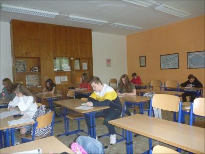 Fotogalerie Příprava na přijímací zkoušky, foto č. 7