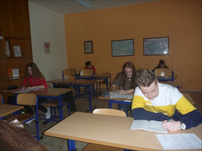 Fotogalerie Příprava na přijímací zkoušky, foto č. 6