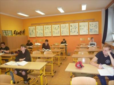Fotogalerie Příprava na přijímací zkoušky, foto č. 4