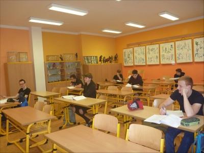 Fotogalerie Příprava na přijímací zkoušky, foto č. 1