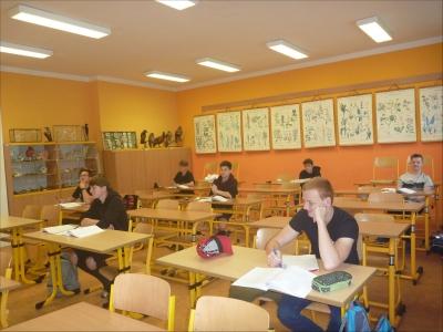 Fotogalerie Příprava na přijímací zkoušky, foto č. 2