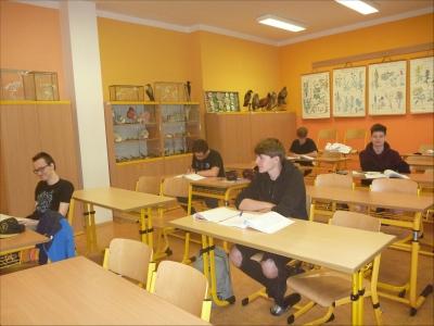 Fotogalerie Příprava na přijímací zkoušky, foto č. 5