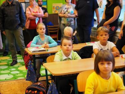 Fotogalerie Vítání prvňáčků, foto č. 33