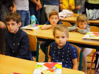 Fotogalerie Vítání prvňáčků, foto č. 31